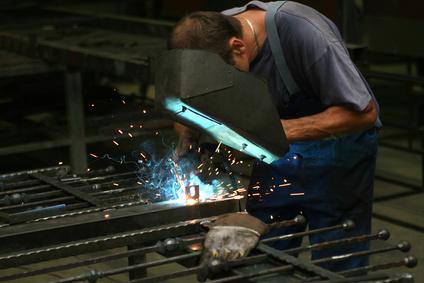 Výroba kovaných plotů