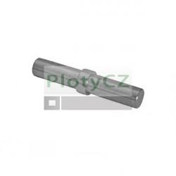 Přechod, spojka výplně AISI304, D12mm