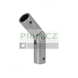 Nerezový přechod výplně spojka AISI304, ±90°/d12/L70mm