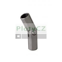 Přechod, spojka, koleno výplně, D14 AISI304, d14/L70mm