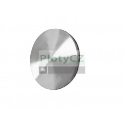 Příruba nerezová na madlo zábradlí AISI304,D42mm, t4mm