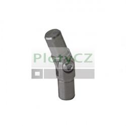 Koleno, přechod výplně nerezový D14 AISI304, D16x1,5mm