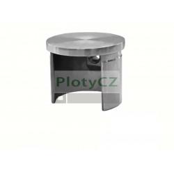 Nerez držák madla na sklo AISI304, D42,4x1,5mm