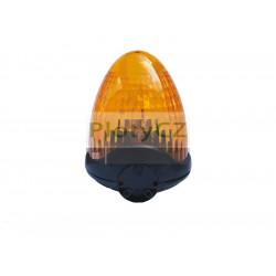 Blikající lampa NICE 12V BLUEBUS  s anténou