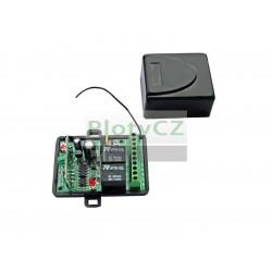Univerzální Rollkit externí přijímač dvoukanálový MP/RX-F2