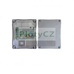 Skříňka s elektronikou KEY pro dvoukřídlou bránu 24V