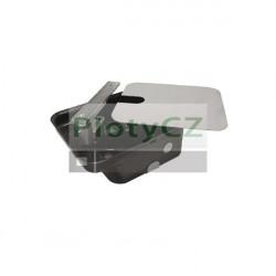 Zinkovaná krabice k pohonům METRO 300x370x140mm