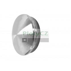 Nerezová záslepka madla D42, 4 AISI 316 AISI 316, D42,4mm
