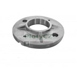 Příruba, vrchní kotvení, AISI304, D100/48,3mm
