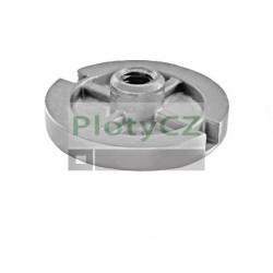 Příruba, kotvení nerezové, AISI 304,M12, D60mm
