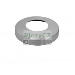 Rozeta pro průměr sloupku 42,4mm, AISI 304,d42,4mm, D86mm, H12mm