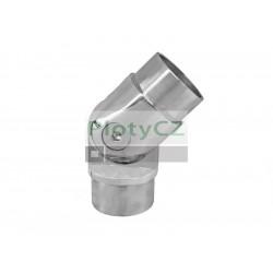 Přechod madla nastavitelný AISI316,D42,4mm