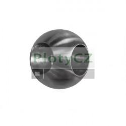 Rohový přechod výplně AISI304, 90°/D25/d12mm