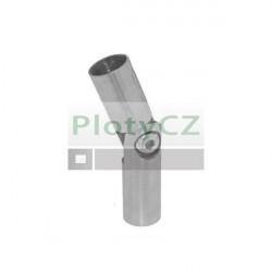 Přechod výplně nastavitelný AISI304, d10/L70mm
