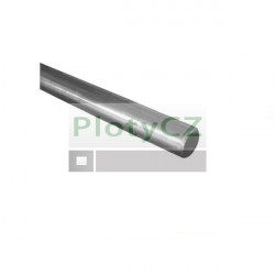 Tyč kruhová nerezová AISI304, D12mm, broušená