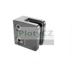 Držák skla AISI304, JP, 45x45mm, nerez