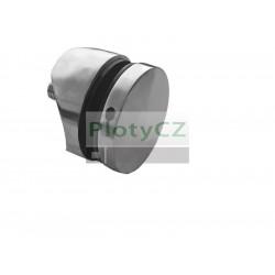 Držák skla nerez kruhový D42,4/T8-18/M10mm, AISI304