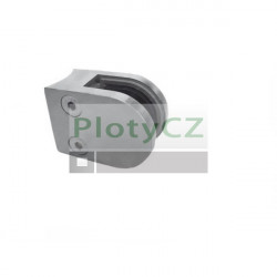 Držák výplně skla pro nerezové zábradlí, AISI304, brus K320