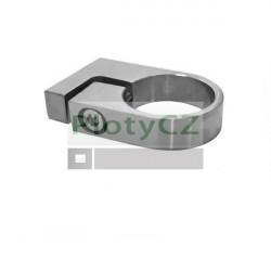 Boční kotvení šroubovací, AISI 304,D42,4mm