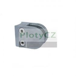 Držák skla model 20 D42,4 - Zamak ZAMAK, D42,4x2mm