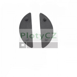 Těsnění na držák pro sklo 10,76mm model 40,41