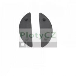 Těsnění na držák skla 12,76mm model 40,41