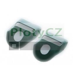 Očko PVC plotové na přichycení napínáku