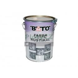 Barva rustikální kovářská, grafit, 12,6kg (10L)