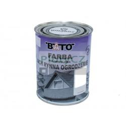 Bílá barva na zinek-hladká satin 1kg (0,8L