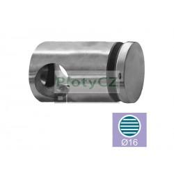 Držák skleněné výplně D25/ d16/ L20
