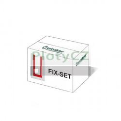 Těsnění kotvení vrchní SL sklo těsnění T16,76mm