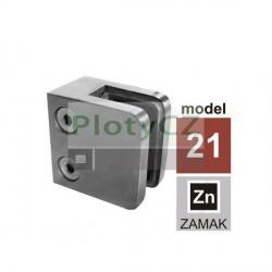 Držák skla slitina, 8,76mm konex 4-2-4 JP