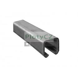 Vodící profil 57x67x3,5mm, L6(3)m, pozinkovaný