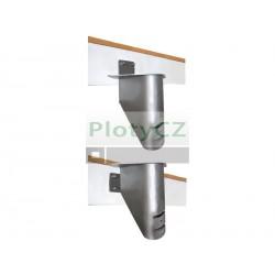 Poslední segment NS270-NV 349x278x395mm schodiště, výška Vs 160-180mm, úhel natočení +-30°