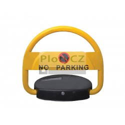 Parkovací zábrana s fotovoltickým článkem-FML No, bez alarmu