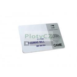 Karta magnetická CAME pro čtečku karet TSP-01