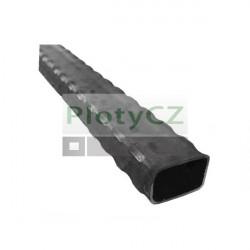 Jeklový profil obdélníkový 60x40mm, stěna 2,5mm, L3m
