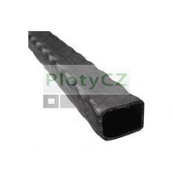 Jekl, ocel, tvar obdélník 30x40x2,5 L3000mm ,2,43 kg/m