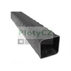 Jekl ocel, 80x80x2,5 L3000mm, 5,97kg/m