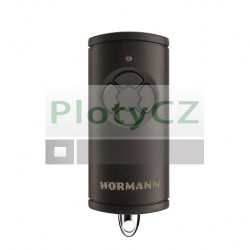 Dálkový ovladač HÖRMANN HSE 4 BS série 3 černý