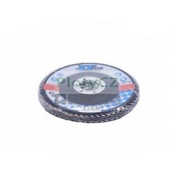 Lamelový kotouč INOX, D125, d22,2, t7,25 mm, P40