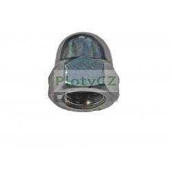 Klobouková matice-nerez M12 AISI304, M12mm