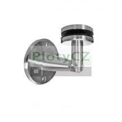 Spodní kotvení držáku přístřešku AISI316, D120/d70mm