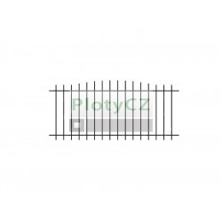 Sada plotový dílec 2x0,92m, nedělený stav, B/vario-E-07-P