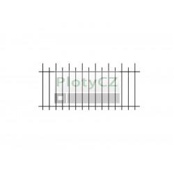 Sada plotový dílec 2x0,92m, nedělený stav, B/vario-E-02-P