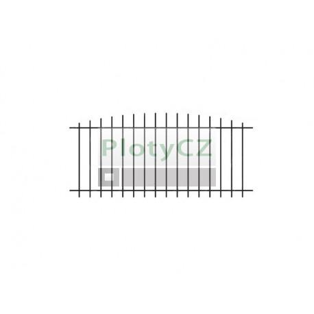 Sada plotový dílec 2x0,92m, nedělený stav, B/vario-E-03-P