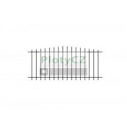 Sada plotový dílec 2x0,92m, nedělený stav, B/vario-E-04-P