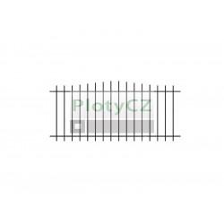 Sada plotový dílec 2x0,92m, nedělený stav, B/vario-E-06-P
