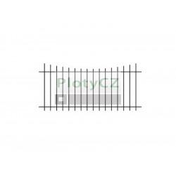 Sada plotový dílec 2x0,92m, nedělený stav, B/vario-E-05-P