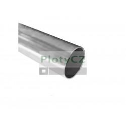 Nerezové madlo, trubka švů broušená AISI304, D42,4x2